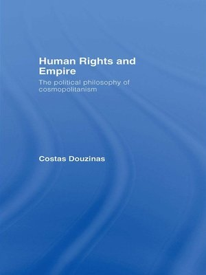 cover image of Human Rights and Empire