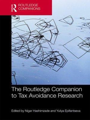 cover image of The Routledge Companion to Tax Avoidance Research