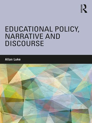 cover image of Educational Policy, Narrative and Discourse