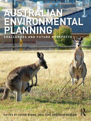 cover image of Australian Environmental Planning