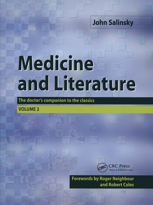 cover image of Medicine and Literature, Volume Two