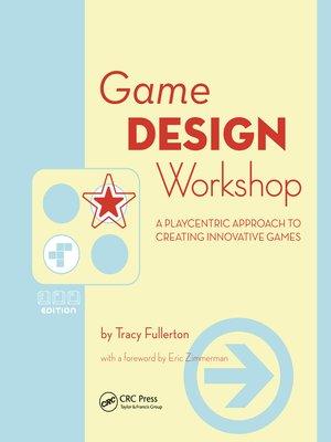 cover image of Game Design Workshop