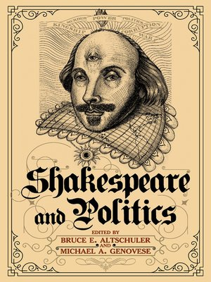 cover image of Shakespeare and Politics