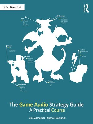 cover image of The Game Audio Strategy Guide