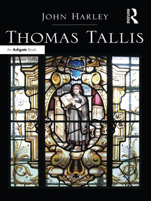 cover image of Thomas Tallis