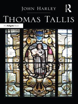cover image of Thomas Tallis