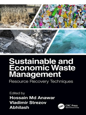 cover image of Sustainable and Economic Waste Management