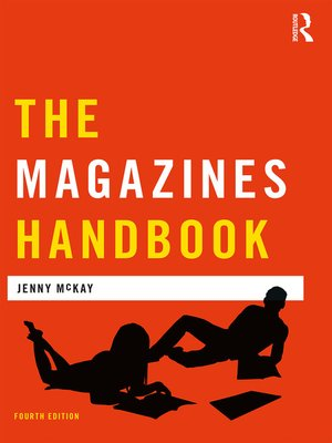 cover image of The Magazines Handbook