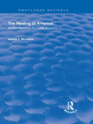 cover image of The Healing of America