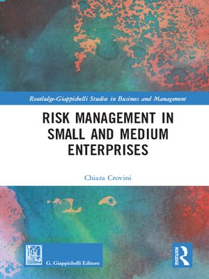 cover image of Risk Management in Small and Medium Enterprises