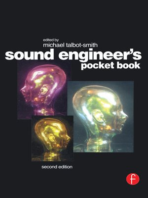 cover image of Sound Engineer's Pocket Book
