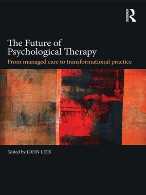 cover image of The Future of Psychological Therapy