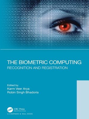 cover image of The Biometric Computing