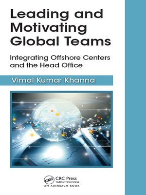 cover image of Leading and Motivating Global Teams