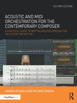 cover image of Acoustic and MIDI Orchestration for the Contemporary Composer