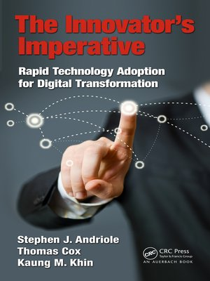 cover image of The Innovator's Imperative