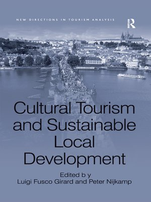 cover image of Cultural Tourism and Sustainable Local Development