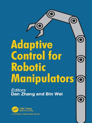 cover image of Adaptive Control for Robotic Manipulators