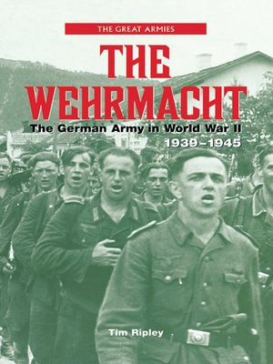 cover image of The Wehrmacht