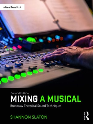 cover image of Mixing a Musical