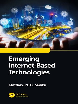 cover image of Emerging Internet-Based Technologies