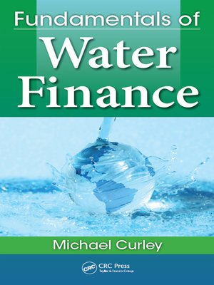 cover image of Fundamentals of Water Finance