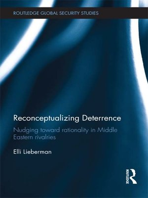 cover image of Reconceptualizing Deterrence