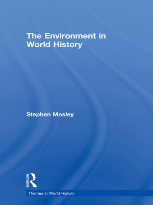 cover image of The Environment in World History