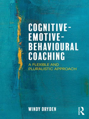 cover image of Cognitive-Emotive-Behavioural Coaching
