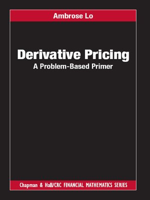 cover image of Derivative Pricing