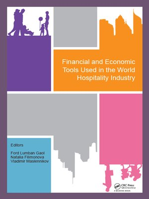cover image of Financial and Economic Tools Used in the World Hospitality Industry