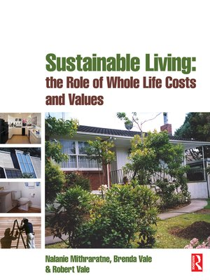 cover image of Sustainable Living