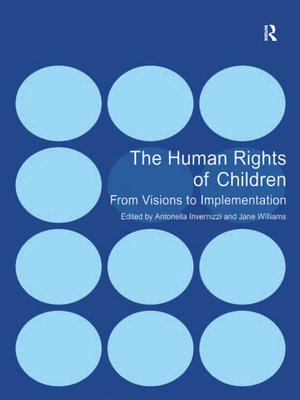 cover image of The Human Rights of Children