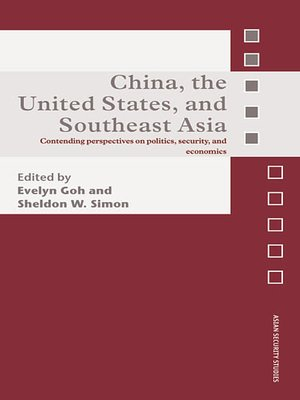cover image of China, the United States, and South-East Asia