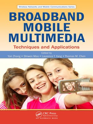 cover image of Broadband Mobile Multimedia