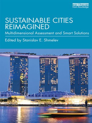 cover image of Sustainable Cities Reimagined