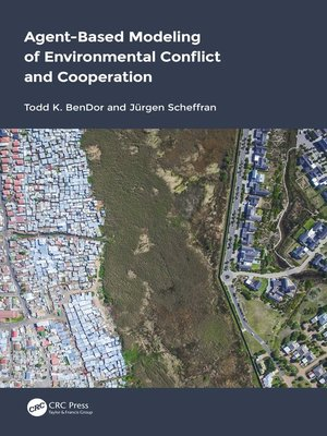 cover image of Agent-Based Modeling of Environmental Conflict and Cooperation
