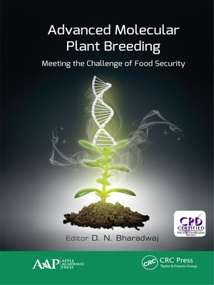 cover image of Advanced Molecular Plant Breeding