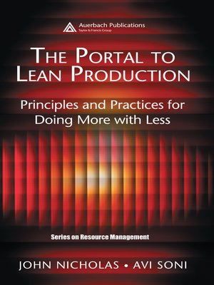 cover image of The Portal to Lean Production