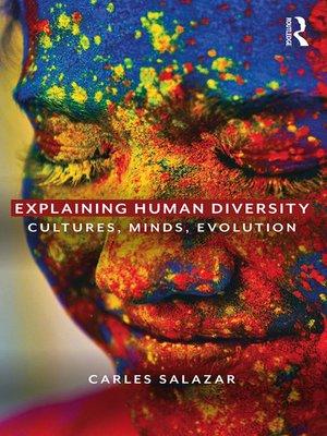 cover image of Explaining Human Diversity