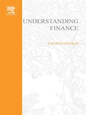 cover image of Understanding Finance