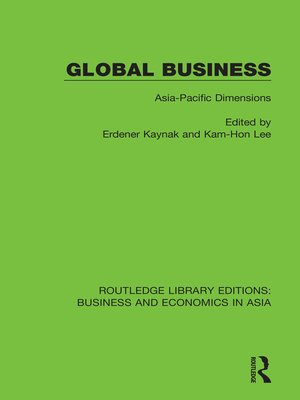 cover image of Global Business