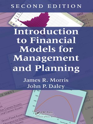 cover image of Introduction to Financial Models for Management and Planning