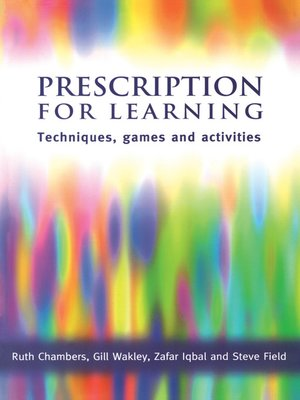 cover image of Prescription for Learning