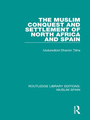 cover image of Routledge Library Editions