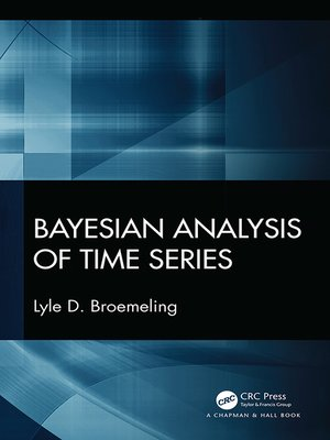 cover image of Bayesian Analysis of Time Series