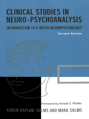 cover image of Clinical Studies in Neuro-psychoanalysis