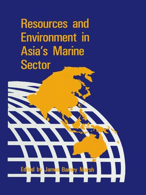 cover image of Resources & Environment in Asia's Marine Sector