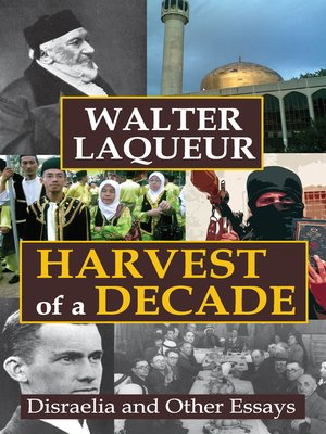 cover image of Harvest of a Decade