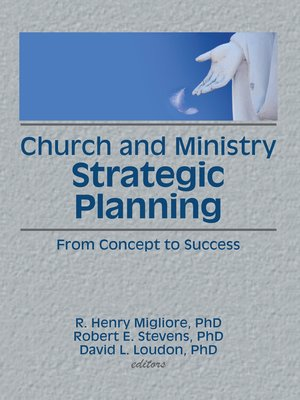 cover image of Church and Ministry Strategic Planning